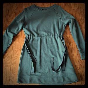 XS Olive Athleta dress